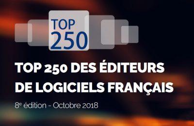 Top 250 des éditeurs de logiciels français : Mismo classée 131e par le Syntec Numérique